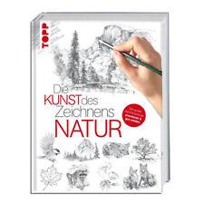"""New Book The Art of Zeichnens """" Natur """""""