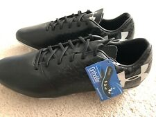 Under Armour Men's Magnetico Select Hybrid Metal Soccer Cleats Size 11 Black