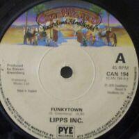 "LIPPS INC - Funky Town ~ 7"" Single"