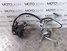 Suzuki GSXR 1000 08 rear brake caliper master cylinder reservoir foot lever OEM