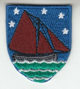 Galway County Contae Na Gaillimhe Province Munster Patch Iron-On Ireland