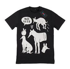 Parra Rockwell T-Shirt No Beer Neu OVP XSmall