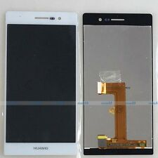 White LCD Display Touch Screen Digitizer Assembly For Huawei Ascend P7 P7-L10