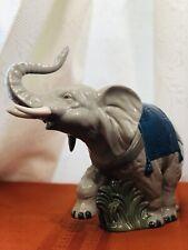VINTAGE DALIA HANDCRAFTED PORCELAIN ELEPHANT FIGURINE