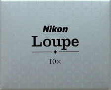 Nikon Precision Loupe 10x for Diamond,Jewellery Watch