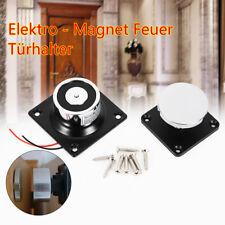 Elektromagnetische Türschließer Standard Türstopper Türabsaugung für Rauchfest