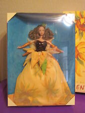 Sunflower Van Gogh 1998 Barbie Doll