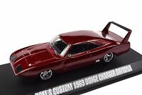 GREENLIGHT 1:43 FAST & FURIOUS DODGE CHARGER DAYTONA 1969 DOM 86221 LOW PRICE