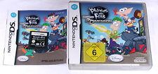Gioco: Fineo e Ferb 2 dimensione per il Nintendo DS Lite + + + DSi XL + 3ds