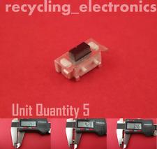 5 x Tactile On Off micro interrupteur pour Tablette & TéléPhone poussoir