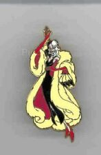 Cruella In Fur Coat One Arm Up Good Vs Evil 2006 Villain Disney Pin 48817