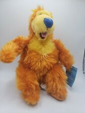 Bear In The Big Blue House Plush Doll NANCO With Tag Fuzzy Plushy