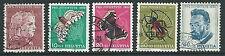 1953 SVIZZERA USATO PRO JUVENTUTE - G038