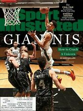 April 8, 2019 Giannis Antetokounmpo Milwaukee Bucks REGIONAL Sports Illustrated