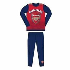 Boys Arsenal Football Club Pyjamas Pjs Can Be Personalised Age 3 to 12 Years