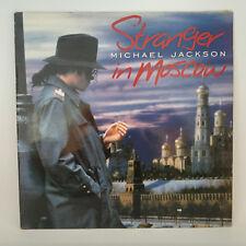 "Michael Jackson – Stranger In Moscow - Vinyl, 12"", 33 ⅓ RPM, Maxi-Single - 1996"