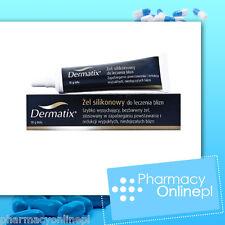 Dermatix żel silikonowy do leczenia blizn 15g APTEKA