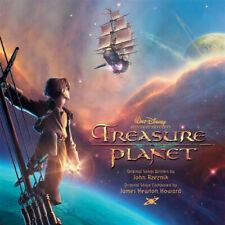 Soundtrack Treasure Planet 2 CD Album Disney 2002 Nuovo Sigillato New Sealed