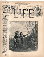 1900 Life August 9 -What will we do with China? Hearst Yellow Journalism-Chicago