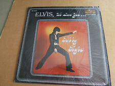"""ELVIS, WE LOVE YOU, TERRY TIGRE 12""""  33 RPM LP GUSTO-STARDAY RECORDS SD-993 1977"""