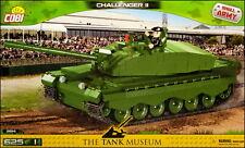 COBI Challenger II /Bovington/ (2614) - 625 elem. - British main battle tank