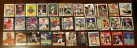 Ozzie Smith - Lot of 44 Baseball Cards of HOF Ozzie Smith Cardinals