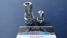 """Dixon Hydraulic Coupler 1/2"""" X 1/2"""" Coupler 1/4 NPT ends,2HF2,H2F2,MADE IN USA"""
