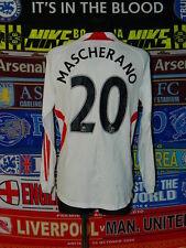 5/5 Liverpool adults L 2007 #20 Mascherano away football shirt jersey trikot