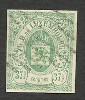 LUXEMBOURG Sc# 11 USED nice!