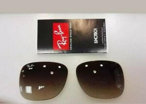 Lenses Ray-ban Justin RB4165 Brown graduated Replacement Lenses Lens no frame