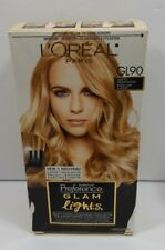 L'Oreal Preference Glam Lights GL90 Light to Medium Blonde Hair Coloring Dye