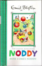HERE COMES NODDY 4 Enid Blyton 2016 New hardback Childrens classic Collectable