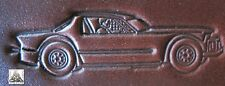 Stock Car Nascar Racing Embossing Plate Leather Stamp #2