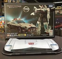 02281 MISB TAKARA TOMY Transformers Masterpiece MP-17+ PROWL NISSAN With Coin