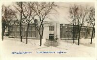 Grade School Worthington Minnesota 1920s RPPC Photo Postcard 1221