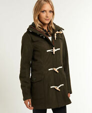 Superdry Cotton Casual Coats & Jackets for Women