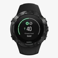 Suunto 5 Multisport Watch G1 GPS Black Steel White Black Graphite Steel White
