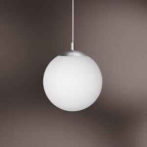Wofi Pendelleuchte Point 1-flg Glas ø25 cm E27 Lampe