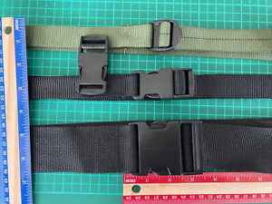 XXX Large? Or XS Small? & anything in between! Webbing Belts unisex NEW