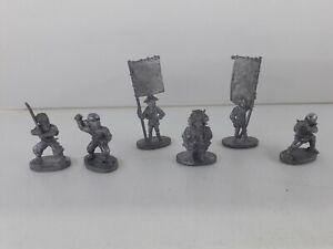 Grenadier Bushido Standard Ninja Pre Slotta Metal figures