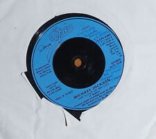 """'She's Out of My Life' MICHAEL JACKSON 7"""" 7 inch vinyl single Epic EPC 8384"""