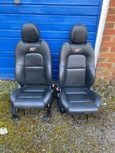 FORD FIESTA MK6 3 DOOR ST ST150 Full  LEATHER SEATS INTERIOR 2002-2008 Fronts