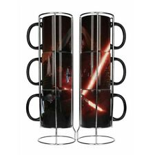Star Wars Episode 7 - Kylo Ren stackable Mugs - New