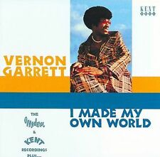 NEW I Made My Own World: The Kent Modern Recordings (Audio CD)