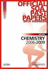 """AS NEW"" Chemistry Higher SQA Past Papers 2009, Scottish Qualifications Authorit"