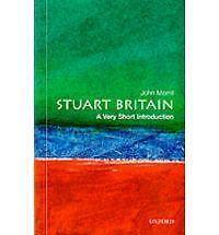 Very Short Introduction.Stuart Britain.John Morrill(Paperback,2000)End Of Stock!