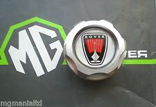 Rover Tomcat Turbo Billett Alloy Oil Filler Cap Brand New Rover Logo Insert