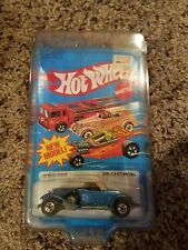 HOT WHEELS -  '31 ROLLS ROYCE - BLUE - 1982  NO. 3290 -  NEW