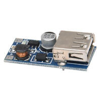 2X(SODIAL (R) DC-DC 0.9-5V 600MA Voltage Step Up-Boost-Modul USB-Ladegeraet - 2X