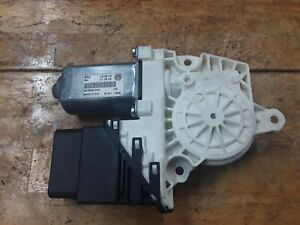 USED GENUINE Tiguan VW Window Engine Rear Right Side 1K0959795D 5N0959704A